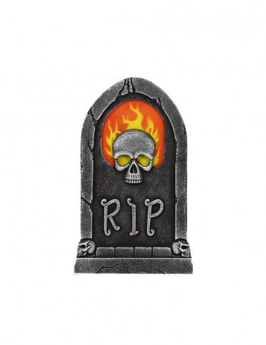 Decoración de lápida Halloween
