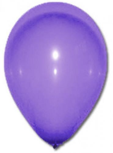 100 globos de color violeta 27 cm decoraci243ny disfraces