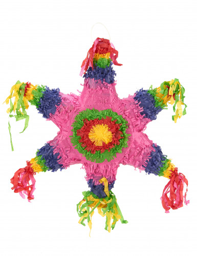Piñata estrella mejicana