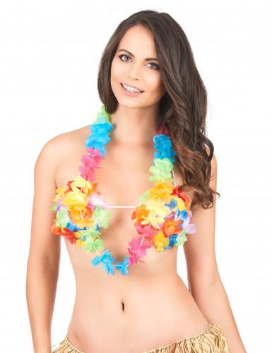 Collar Hawái varios colores-1