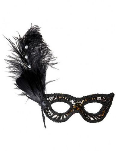 Máscara leopardo