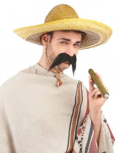 Sombrero mejicano amarillo-1