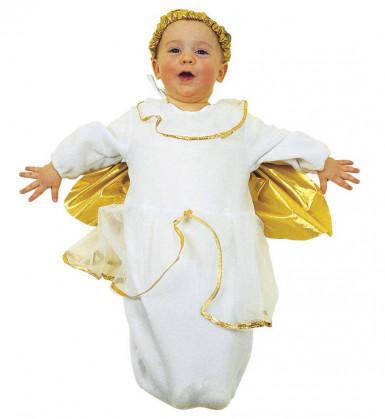 Disfraz de angel para bebé
