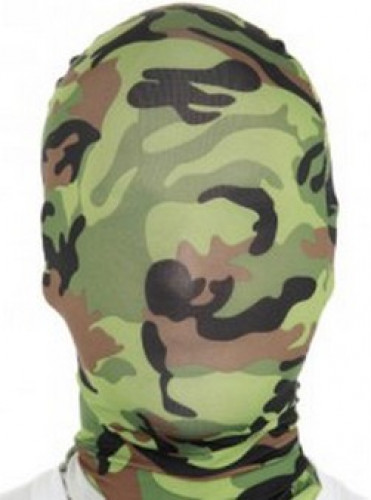 Máscara de Morphsuits™ camuflaje