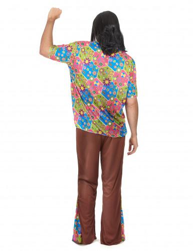 Disfraz de hippie hombre-2