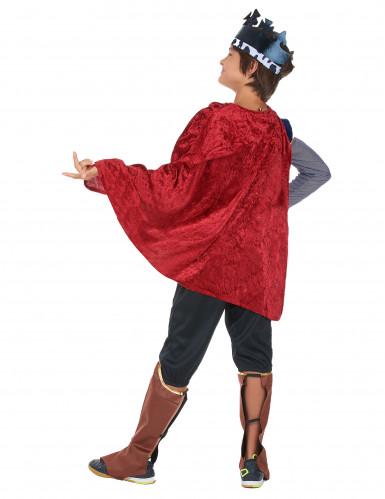 Disfraz de rey medieval infantil-2