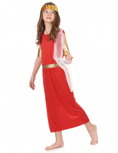 Disfraz de romana niña-1