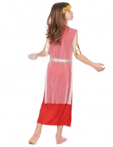 Disfraz de romana niña-2