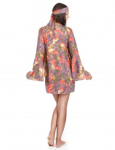 Disfraz de hippie mujer-2