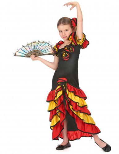 Disfraz de pareja Flamenca-2