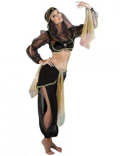 Disfraz oriental de bailarina