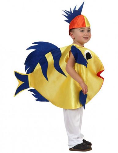 Disfraz pez tropical niño