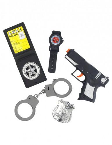 Kit de policía niño