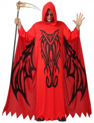 Disfraz de demonio rojo hombre