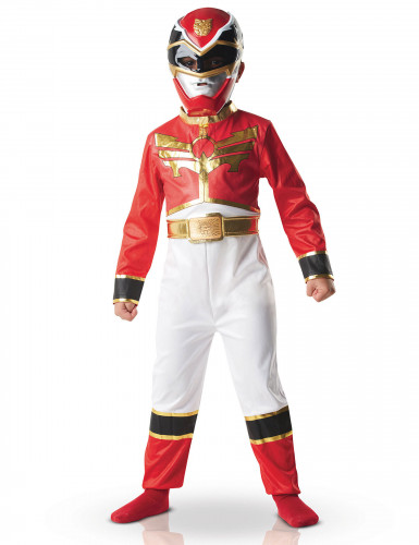 Disfraz Power Rangers™ rojo niño