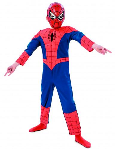 Disfraz Ultimate Spiderman™ 3D niño