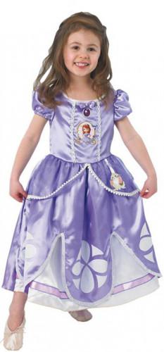 Disfraz de princesa Sofía Disney™ lujo niña