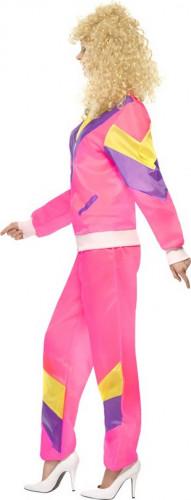Disfraz años 80 chándal mujer-1