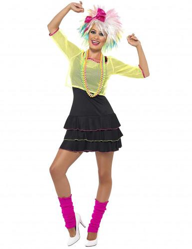 Disfraz años 80 pop mujer-2