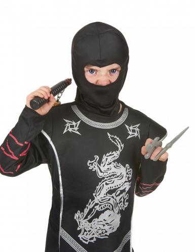 Kit ninja nunchaku niños-1