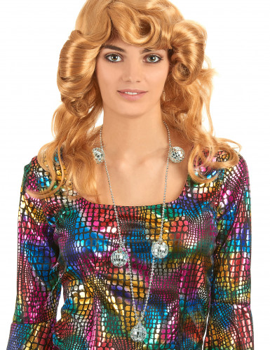 Collar disco bolas-1