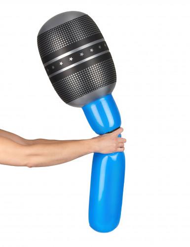 Micrófono hinchable-1