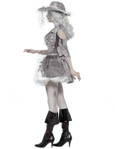 Disfraz pirata fantasma mujer Halloween-1