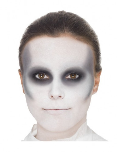 Kit de maquillaje momia adulto Halloween-2