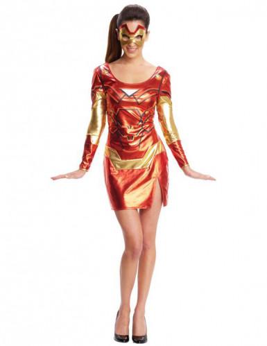 Disfraz de Iron man™ mujer