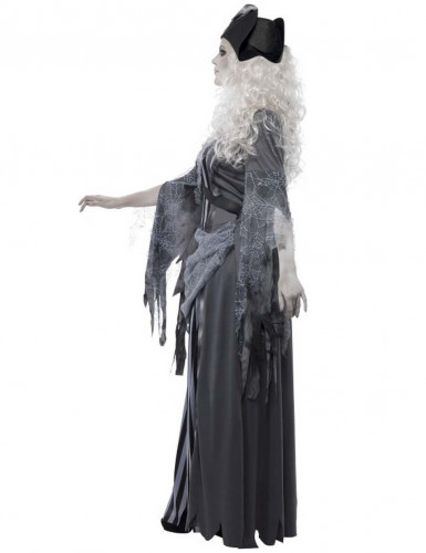 Disfraz fantasma pirata mujer Halloween-1
