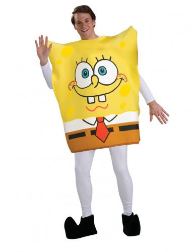 Disfraz Bob Esponja para adulto