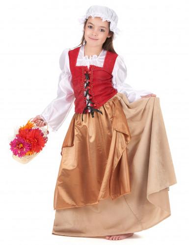 Disfraz de campesina medieval-1