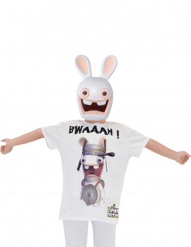 Máscara y camiseta Rabbids™