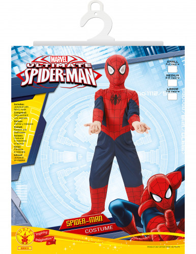 Disfraz de Ultimate™  Spiderman infantil-2