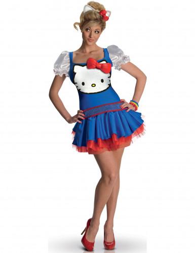 Disfraz Hello Kitty™ adulto