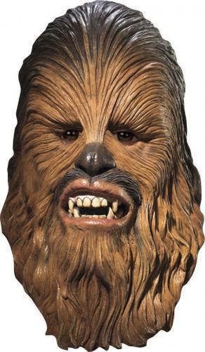 Máscara Chewbacca Star wars™ lujo adulto
