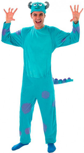 Disfraz Sully Monsters Academy™ adulto