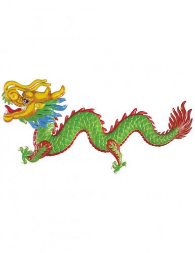 Decoración dragón año nuevo chino