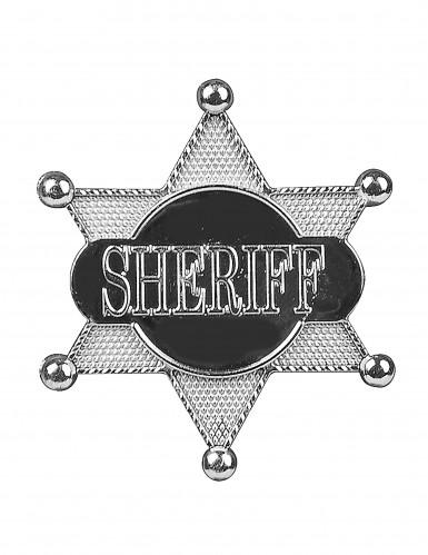 Estrella de sheriff 7,5 cm