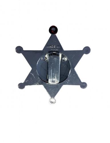 Estrella de sheriff 7,5 cm-1