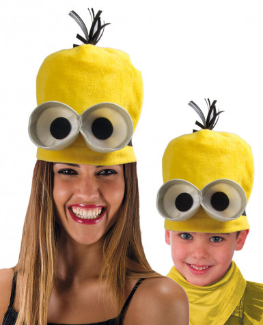Sombrero amarillo Los Minions