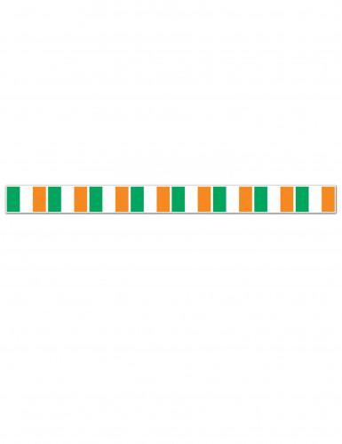 Guirlanda bandera irlandesa St Patrick-1