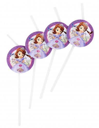 6 Pajitas Princesa Sofía™