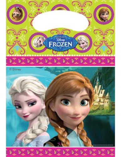 6 Bolsas de fiesta Frozen™