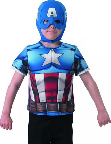 Peto Capitán América The Winter Soldier™ niño