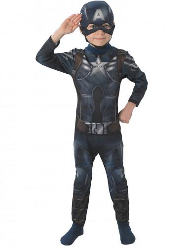 Disfraz de Capitán América The Winter Soldier™niño