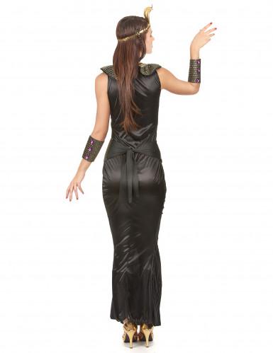 Disfraz de reina del Nilo mujer-2