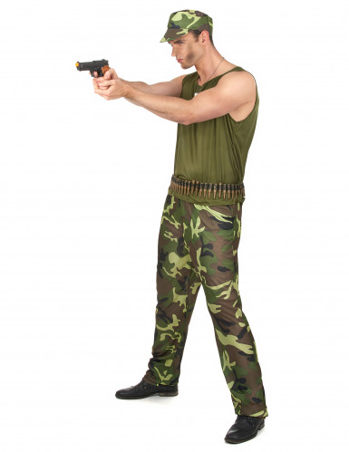 Disfraz militar para hombre-1