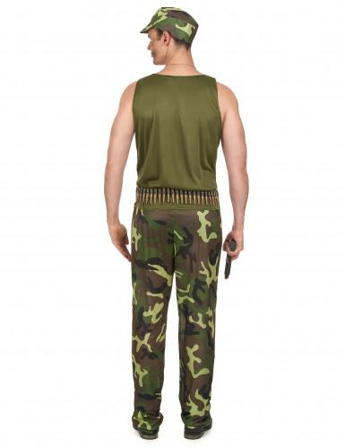 Disfraz militar para hombre-2