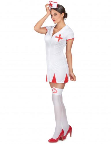 Disfraz enfermera para mujer-1